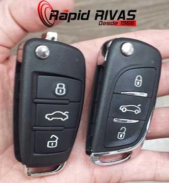 copia llaves de coche volkswagen