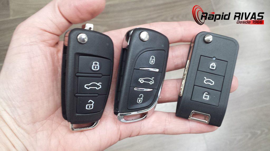 Copia llaves de coche