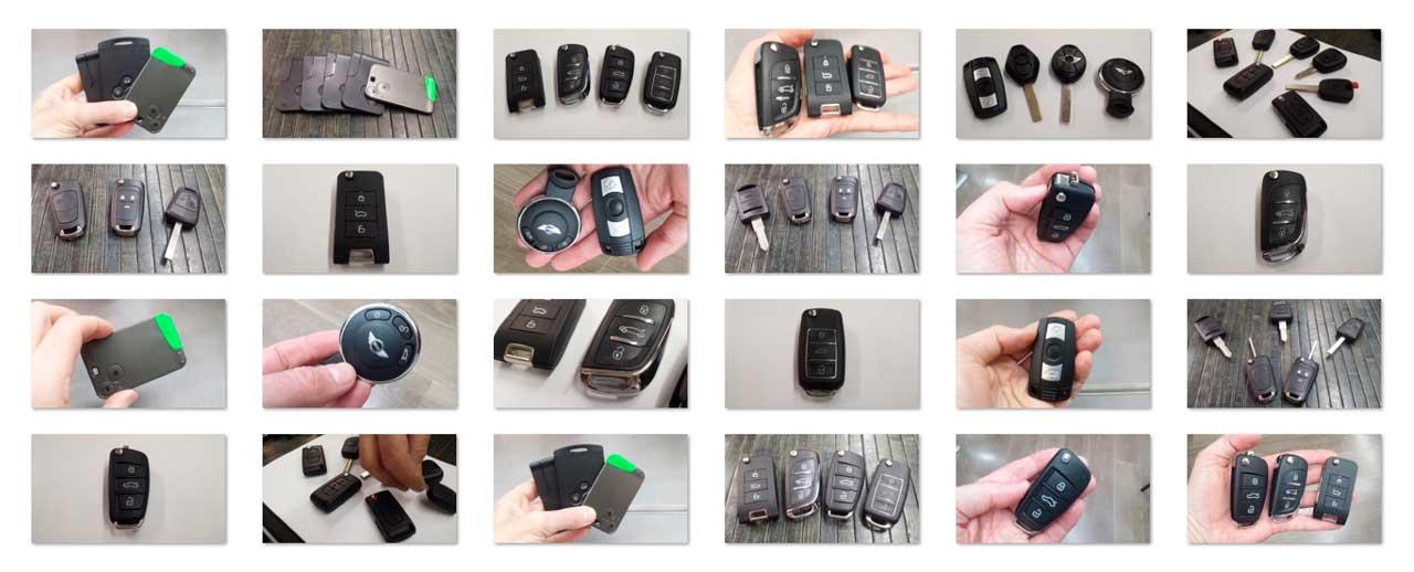 copia llaves de coche volkswagen codificadas